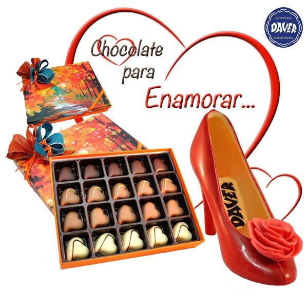 """Especial """"Chocolate para enamorar"""""""